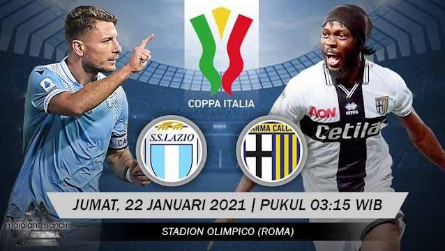 Prediksi Lazio Vs Parma