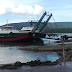Situasi Bongkar Muat di Pelabuhan Gilimanuk Bali