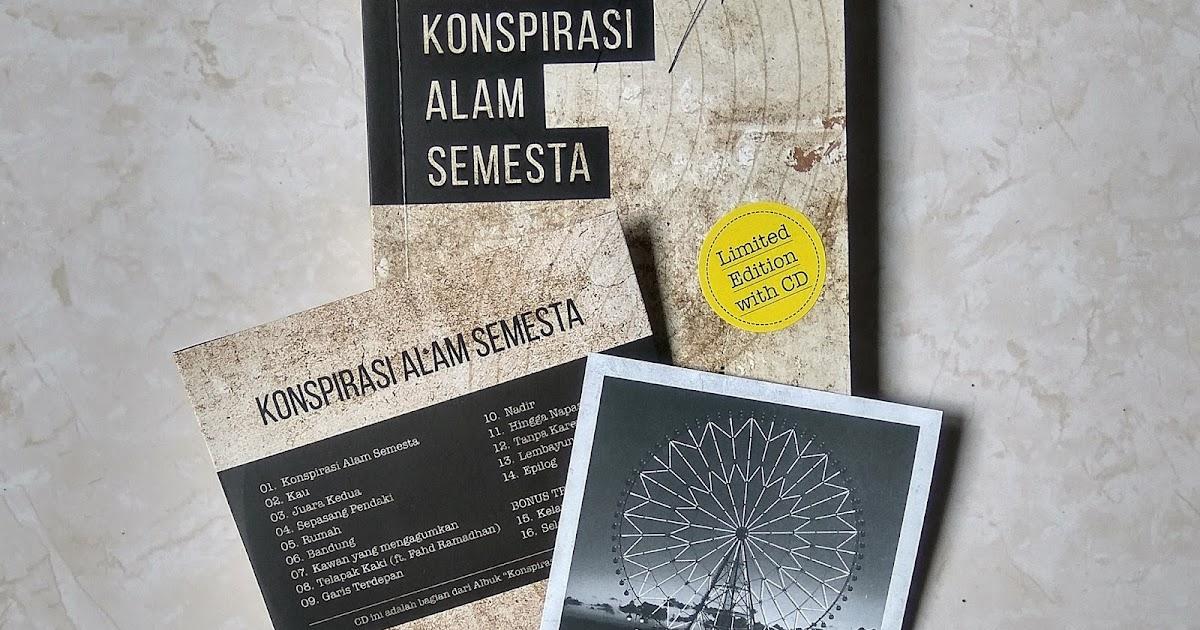 Quotes Konspirasi Alam Semesta Book Review