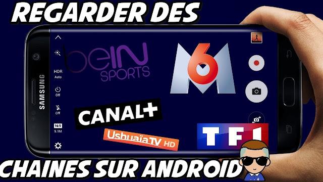 Avoir Canal + GRATUITEMENT SUR ANDROID
