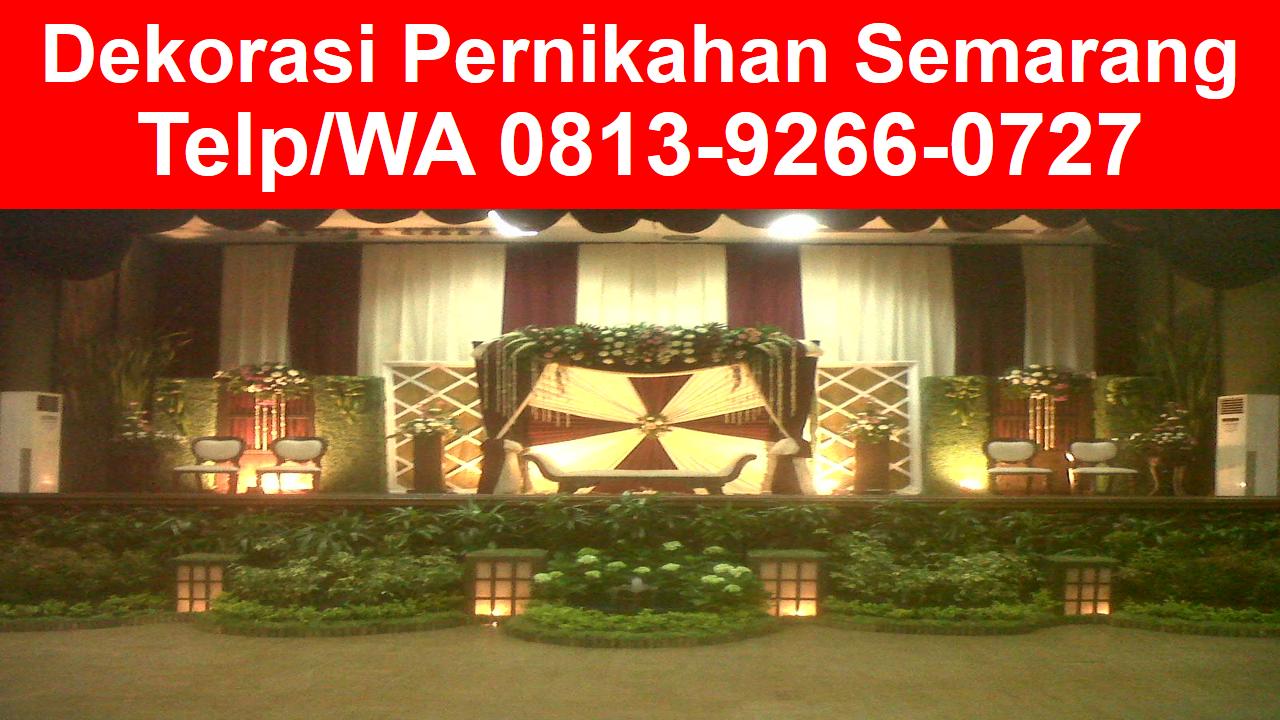 0813 9266 0727 tsel wedding decoration terbaik di semarang junglespirit Image collections