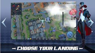 Survival Heroes Mod Apk MOBA Battle Royale v1.0.8 for Android