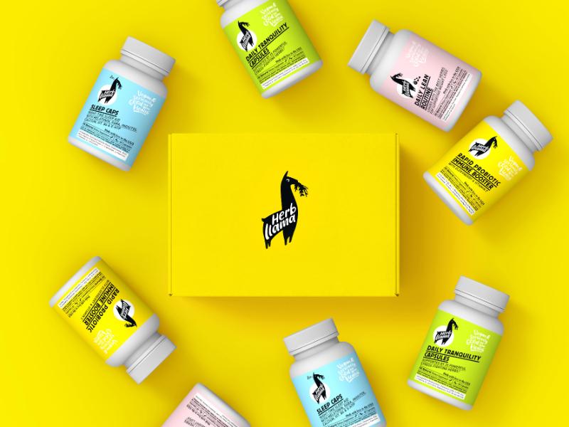Herb Llama – Vegan Supplements