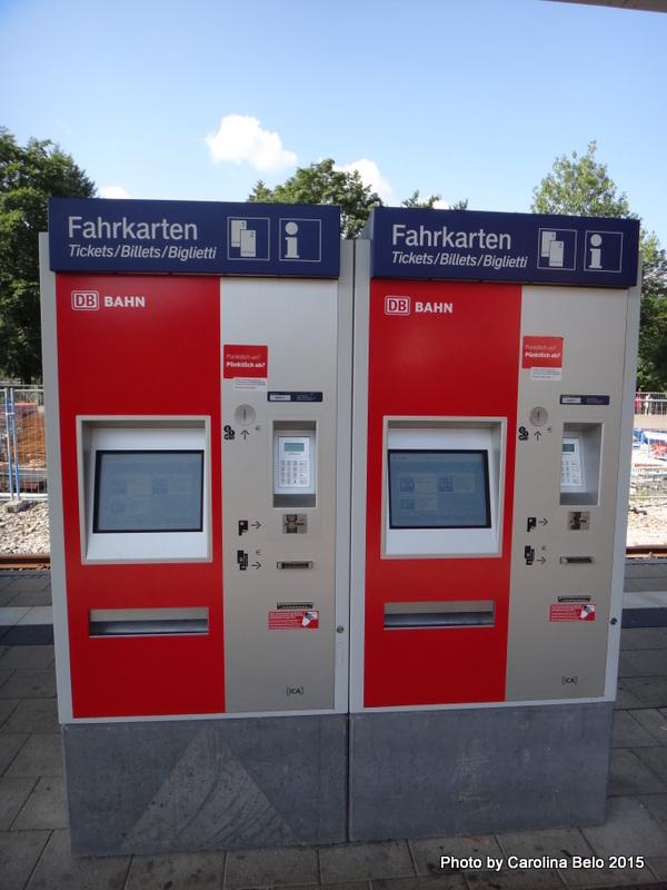 Como chegar a Füssen a partir do aeroporto de Munique