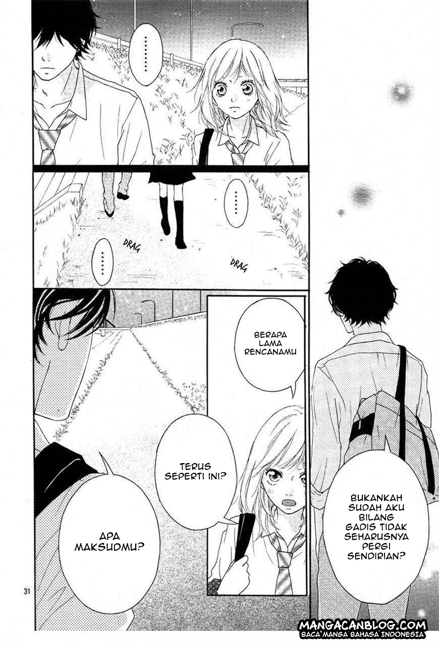 Ao Haru Ride Chapter 13-29