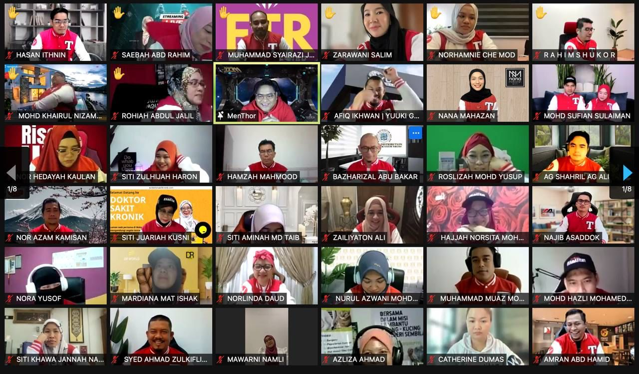 Richworks Academy Himpunkan 100 Usahawan Jutawan