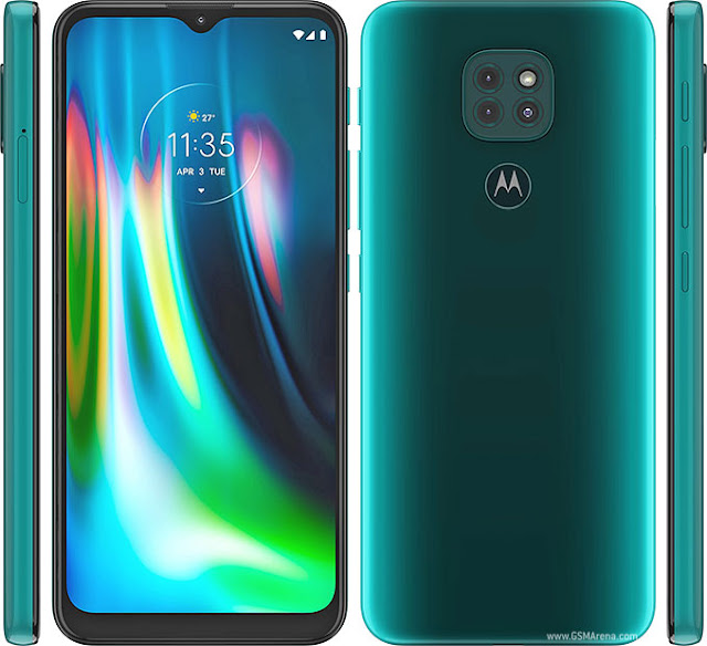 Motorola Rilis Smartphone Baru, Moto G9