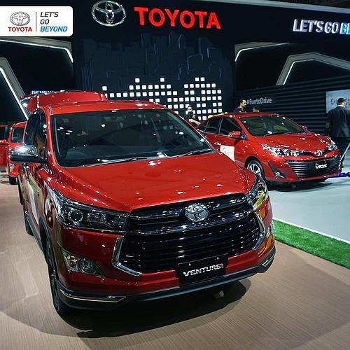 Harga Promo Toyota Innova Venturer di Auto2000 Bogor