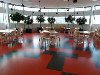 coffee shop - food and beverage service outlets