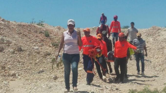 Encuentran Muerto en La Gúazara participante en ruta Larimar en Barahona