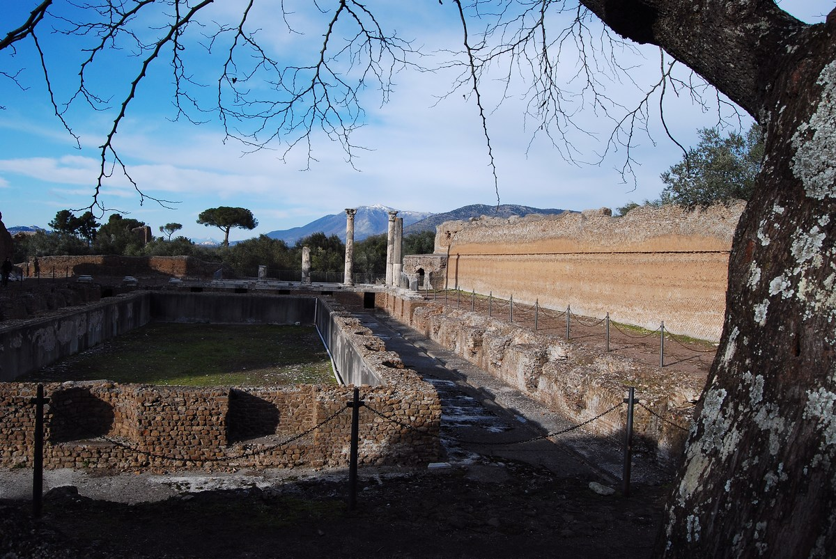 palais d'hiver Villa Hadriana