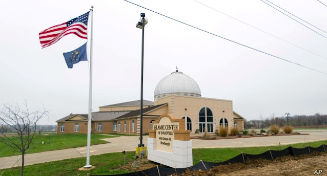 Survei 2020: Jumlah Masjid di AS Terus Bertambah
