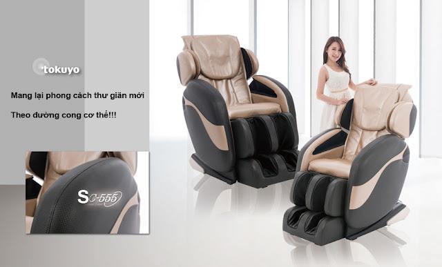 Đừng để sức khỏe xấu đi mới mua ghế massage toàn thân