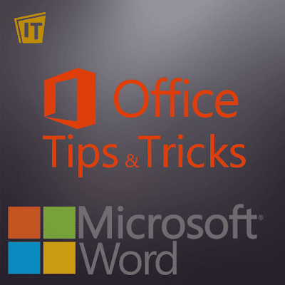 Microsoft Word - Tips and Tricks