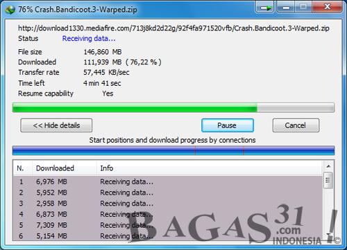 Crash Bandicoot 3 Warped 4