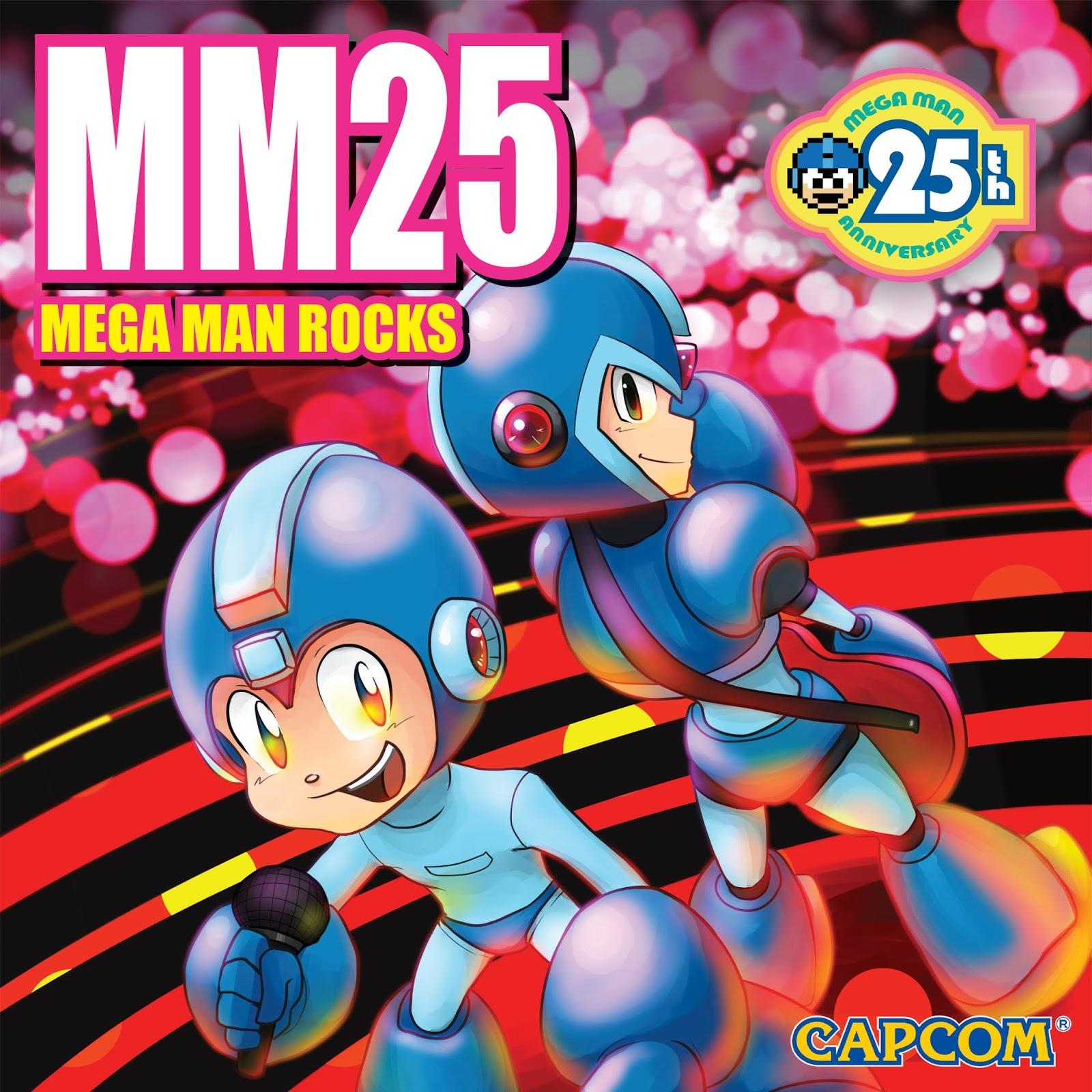 Rockman music mm25 mega man rocks for Megaman 9 portada