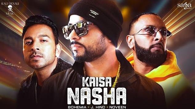 Kaisa Nasha Lyrics - Bohemia