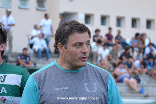 Arturo Mimessi, head coach de Universitario de Salta