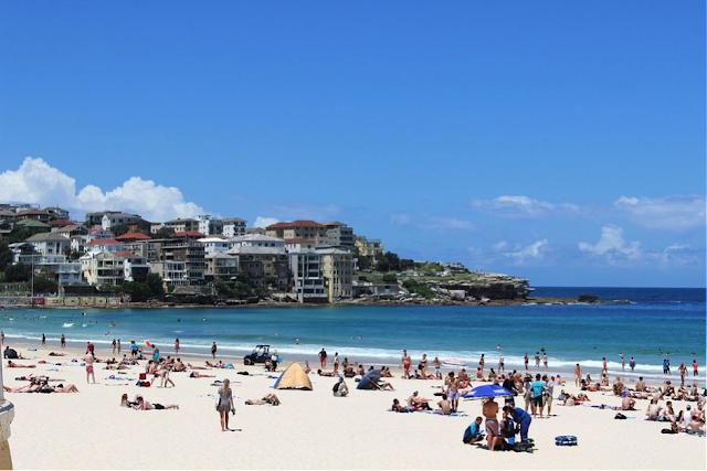 Sydney beach | www.wanderfulexperience.info