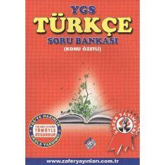 Zafer YGS Türkçe Soru Bankası Konu Özetli