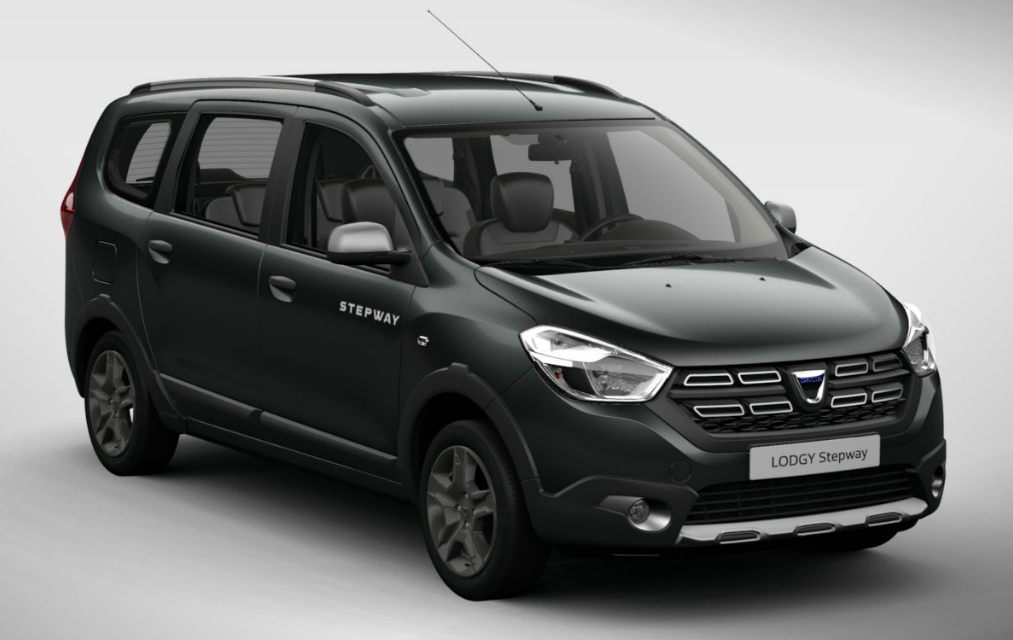 dacia explorer dacia launches explorer special edition in france autoevolution dacia stepway. Black Bedroom Furniture Sets. Home Design Ideas