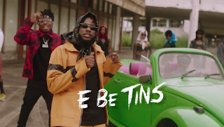 VIDEO: Dremo Ft Mayorkun - E Be Tins