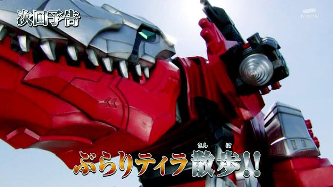 Spoiler Kishiryu Sentai Ryusoulger Episode 19, Tyramigo Menjadi Sorotan