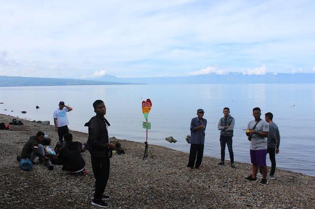 """Ayo Kunjungi Pantai Kerikil """"Siporoporo"""", Pantai Keluarga dan Terapi Kesehatan"""