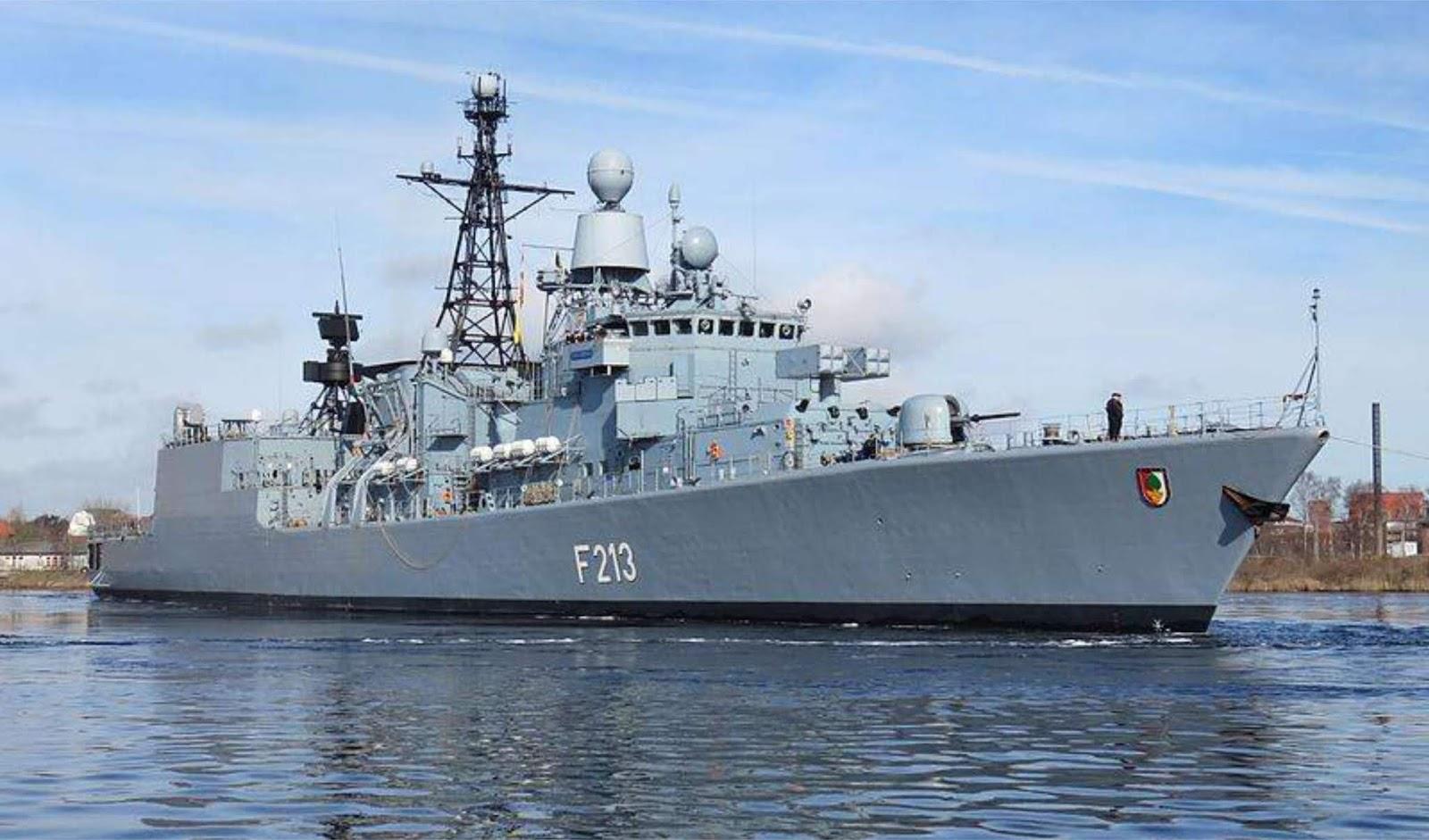 NATO dan AS sedang membangun kekuatan kapal perang di Mediterania Timur