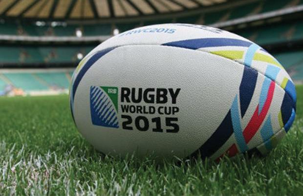 Duracell carga las pilas a la Copa del Mundo de Rugby