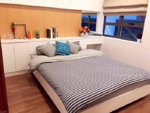 Phòng ngủ chung cư the two residences