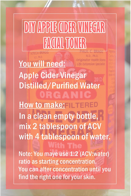 apple cider vinegar, face, health, natural facial toner, Bragg Organic Apple Cider Vinegar,