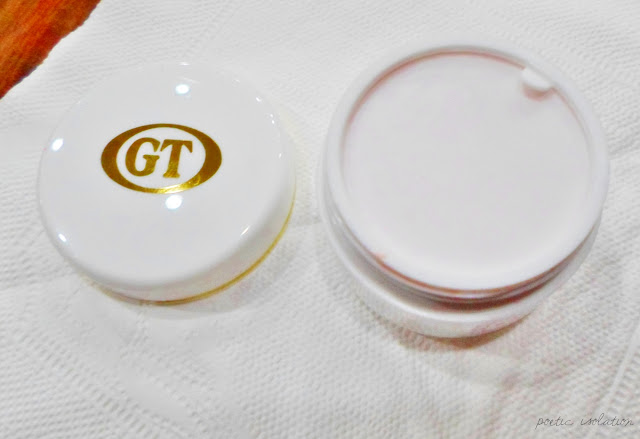 GT Cosmetics Moisturizing Cream Review
