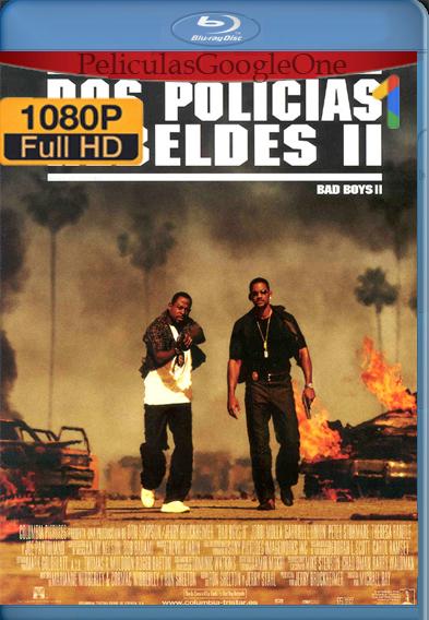 Dos policías rebeldes 2 [2003] [1080p BRrip] [Latino-Inglés] – StationTv