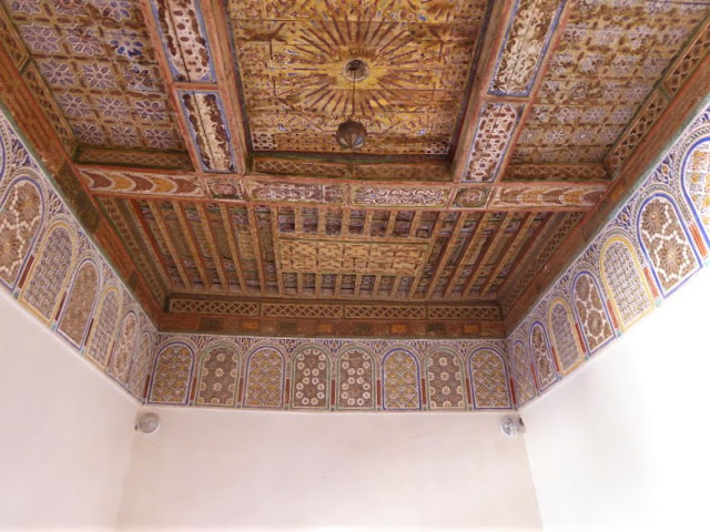 soffitto kasbah taourirt
