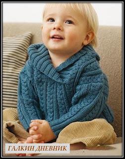 pulover-dlya-malchika-spicami | Örme | toqish | vyazannya | pagniniting | neulominen