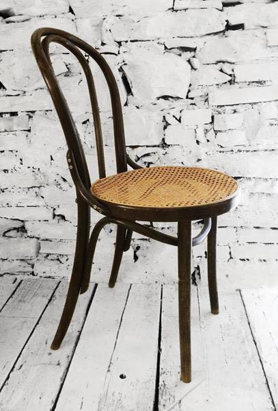 4 Chairs Thonet Bistro Style Model 14 2 Hand Store Ch
