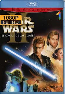 Star Wars Episodio 2: El Ataque De Los Clones[2002] [1080p BRrip] [Latino-Inglés] [GoogleDrive]