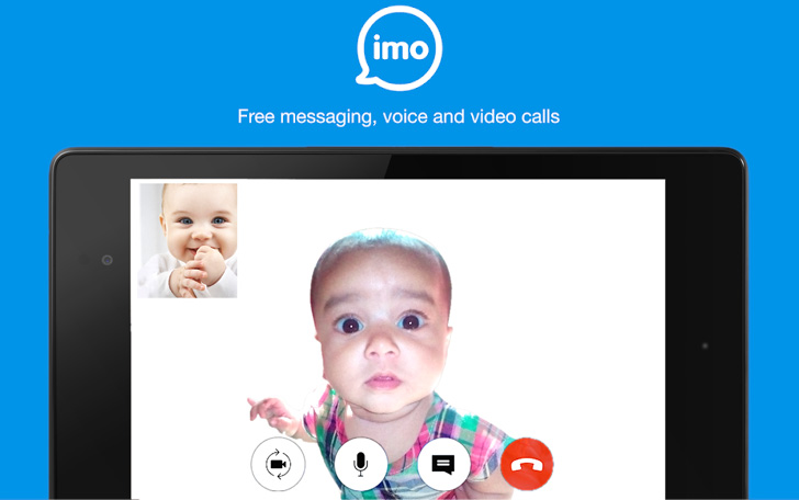 imo video call free download