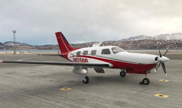 1. Bandara Narsarsuaq di Greenland