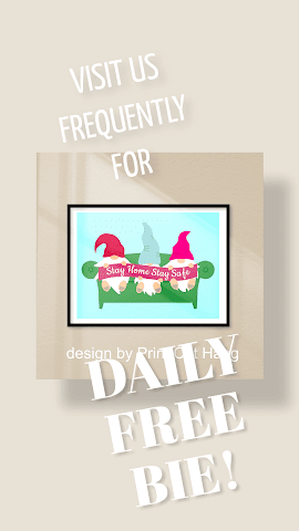 Daily Freebie Day 44 Pin