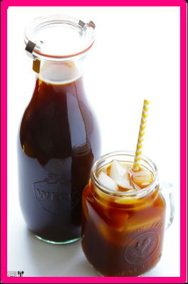 Coffee to Water Ratio Cold Brew
