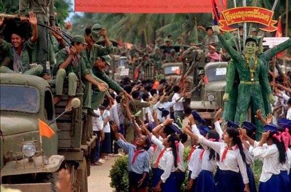 Cuộc chiến trên đất Campuchia Thế giới nợ Việt Nam một lời xin lỗi
