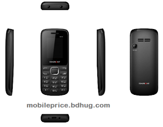Symphony BL50 Feature, Specification, Price In Bangladesh