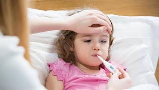 6 cara sederhana meringankan batuk pilek pada anak