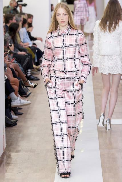 Pijama de calle Emanuel Ungaro SS 2016