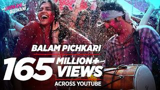 Balam Pichkari - Yeh Jawaani Hai Deewani Full HD Video