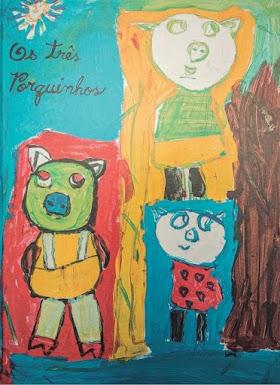 Os Três Porquinhos - Jhon Marques