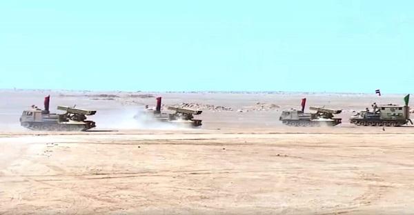 الجيش المصرى ، تصنيف الجيش المصرى ، سلاح الجيش المصرى