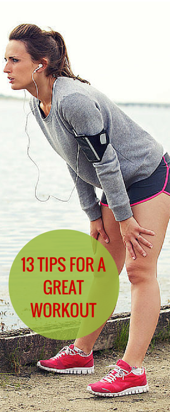 Womens Health Fitness Workouts 13 Tips For A Great Workout